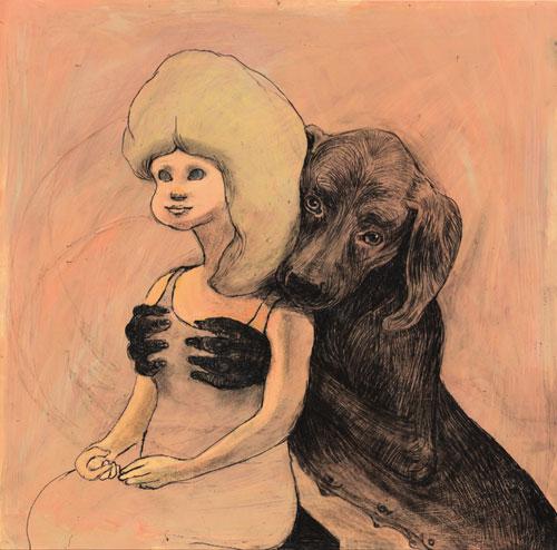 Anke Feuchtenberger, Zeichnung, narrative Serie