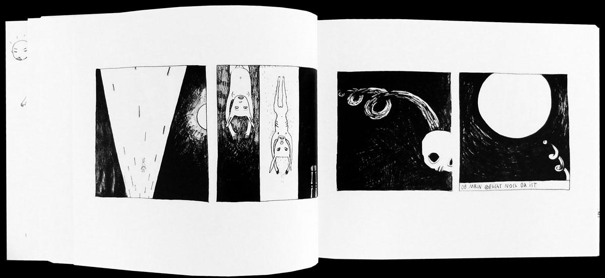 Anke Feuchtenberger, Comic, Somnambule