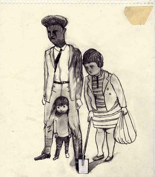 Anke Feuchtenberger,Familie