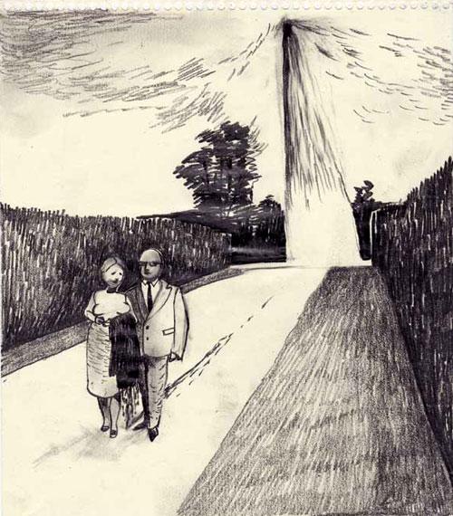 Anke Feuchtenberger,Paar